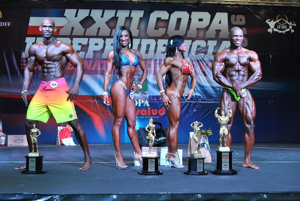 XXII Copa Independencia fisiculturismo & fitness internacional