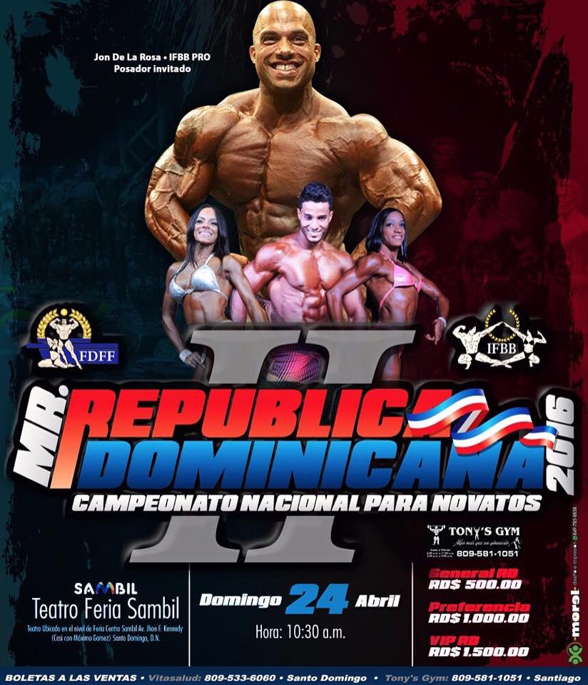 afiche evento