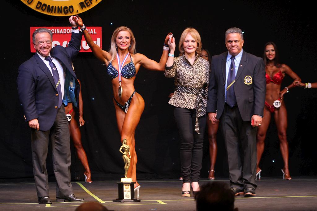 IFBB Daimond Cup Caribe Internacional de Fisiculturismo y Fitness