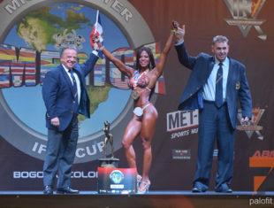 2do dia del Mr America IFBB Cup 2018 Categoria Bikini y Wellness @ Bogota, Colombia