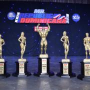 Mister República Dominicana de fisiculturismo & fitness
