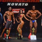 Mr Novatos fisiculturismo y fitness 2018
