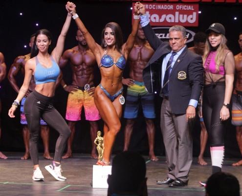 Mr Republica Dominicana 2019 categorias femeninas bikini, wellness y Figura
